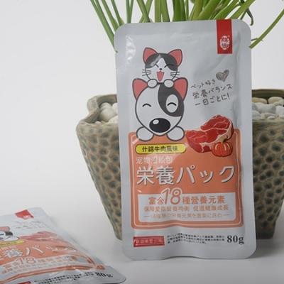 狗湿粮包装袋|高温蒸煮包装袋