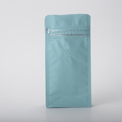 单向排气阀咖啡包装袋|八边封