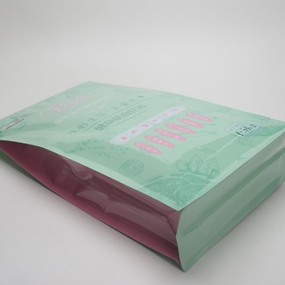带滑块拉链的3公斤狗粮包装袋