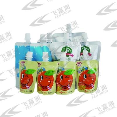 自立吸嘴袋|果冻自立吸嘴袋|鲜羊奶自立吸嘴袋|豆浆吸嘴袋